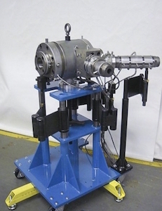 Series 725 on portable crosshead stand