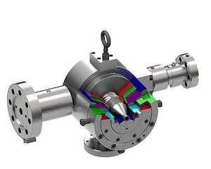 Guill S Series 824 Offers A New Co Extrusion Crosshead